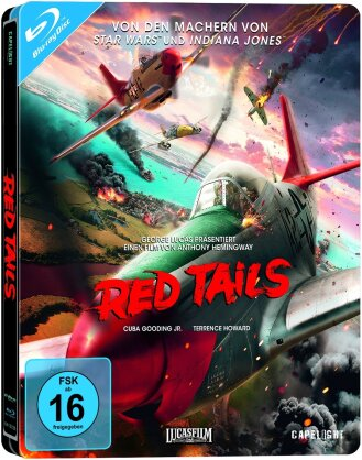 Red Tails (2012) (Steelbook)