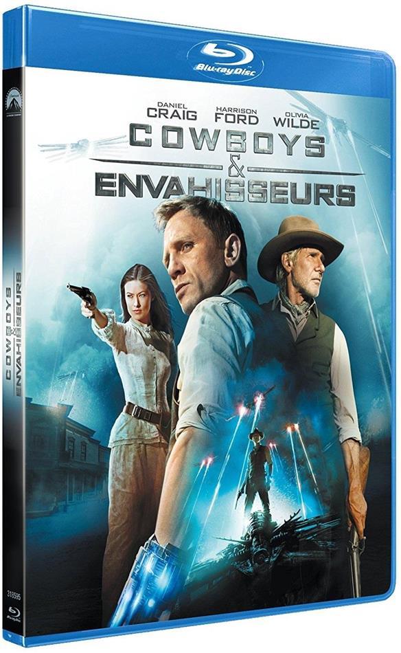 Cowboys & Envahisseurs (2011) (Single Edition)