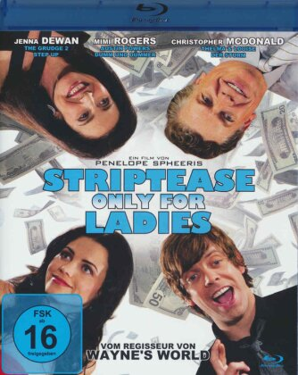 Striptease only for Ladies (2011)