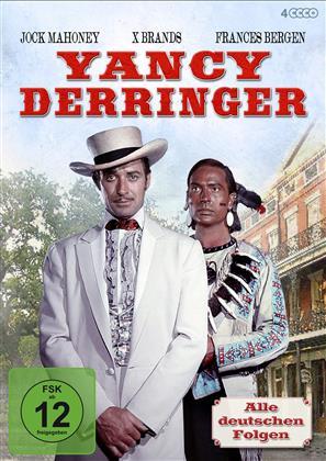 Yancy Derringer - Alle deutschen Folgen (4 DVDs)