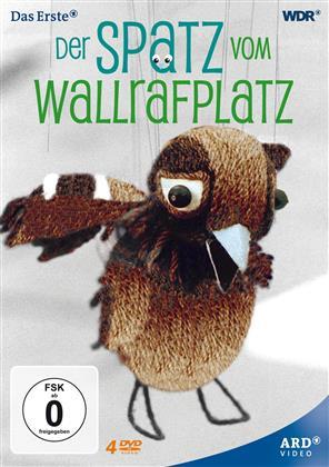 Der Spatz vom Wallrafplatz (4 DVDs)