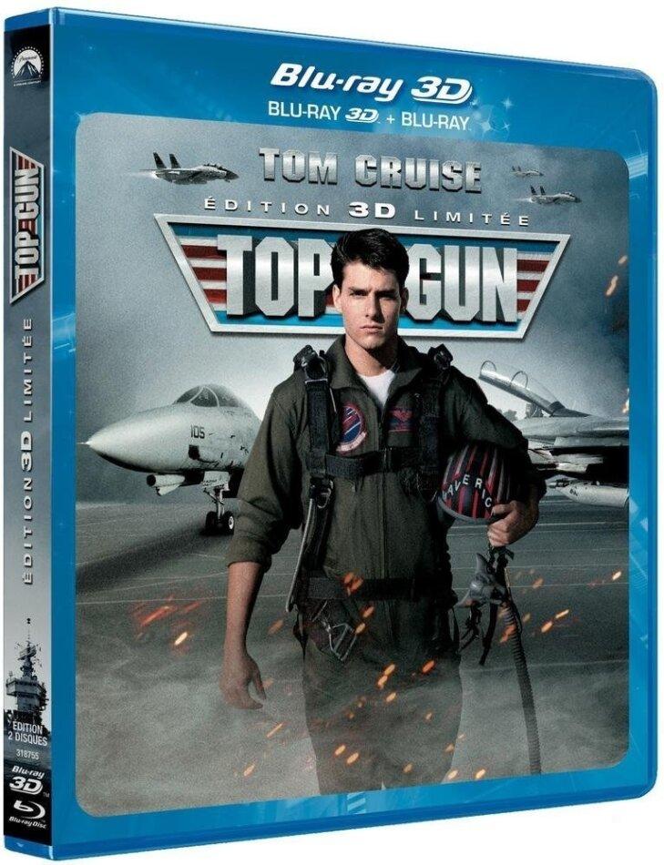 Top Gun (1986) (Limited Edition, Blu-ray 3D + Blu-ray)
