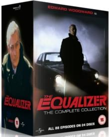 The equalizer - Complete series (24 DVD)