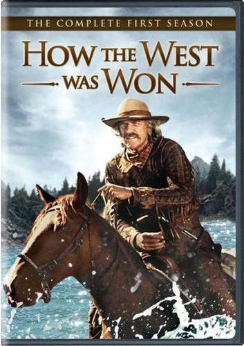 How the West Was Won - Season 1 (1977) (2 DVDs)