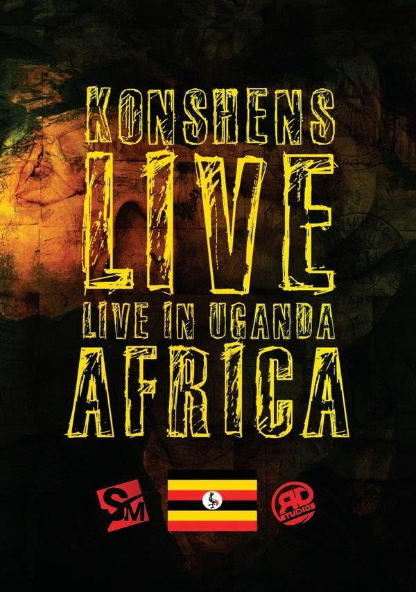 Konshens - Live in Uganda Africa