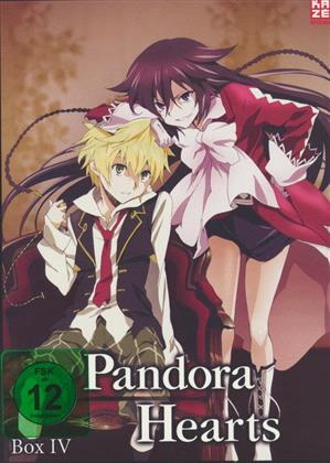 Pandora Hearts - Staffel 1 - Box 4 (2 DVDs)