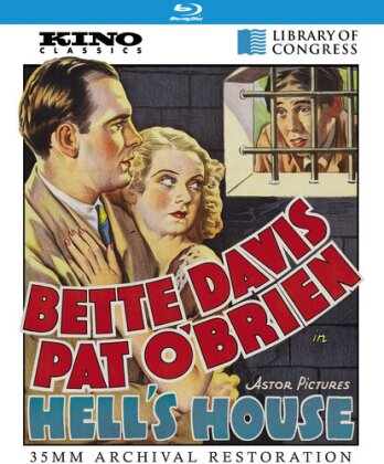 Hell's House (1932) (s/w, Remastered)