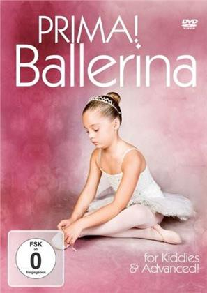 Prima! Ballerina - For Kiddies and advanced! (DVD + CD)
