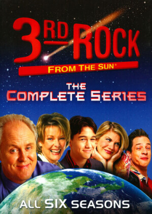 3rd Rock from the Sun - The Complete Series (17 DVDs)