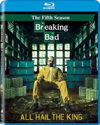 Breaking Bad - Season 5.1 (Unrated, 2 Blu-rays)