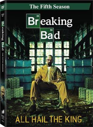 Breaking Bad - Season 5.1 (Unrated, 3 DVDs)