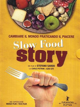 Slow Food Story (2013) (Digibook)