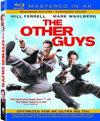 The Other Guys (2010) (Mastered in 4K)