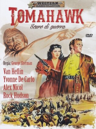 Tomahawk - Scure di guerra (1951) (Western Classic Collection)