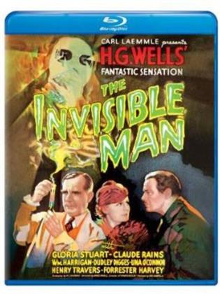 The Invisible Man (1933) (n/b)