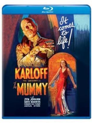 The Mummy (1932) (b/w)
