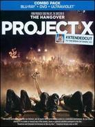 Project X - (Extended Cut, with DVD) (2012)