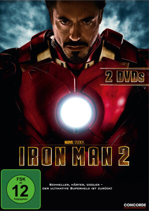 Iron Man 2 (2010) (Special Edition, 2 DVDs)