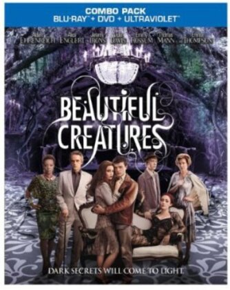 Beautiful Creatures (2013) (Blu-ray + DVD)