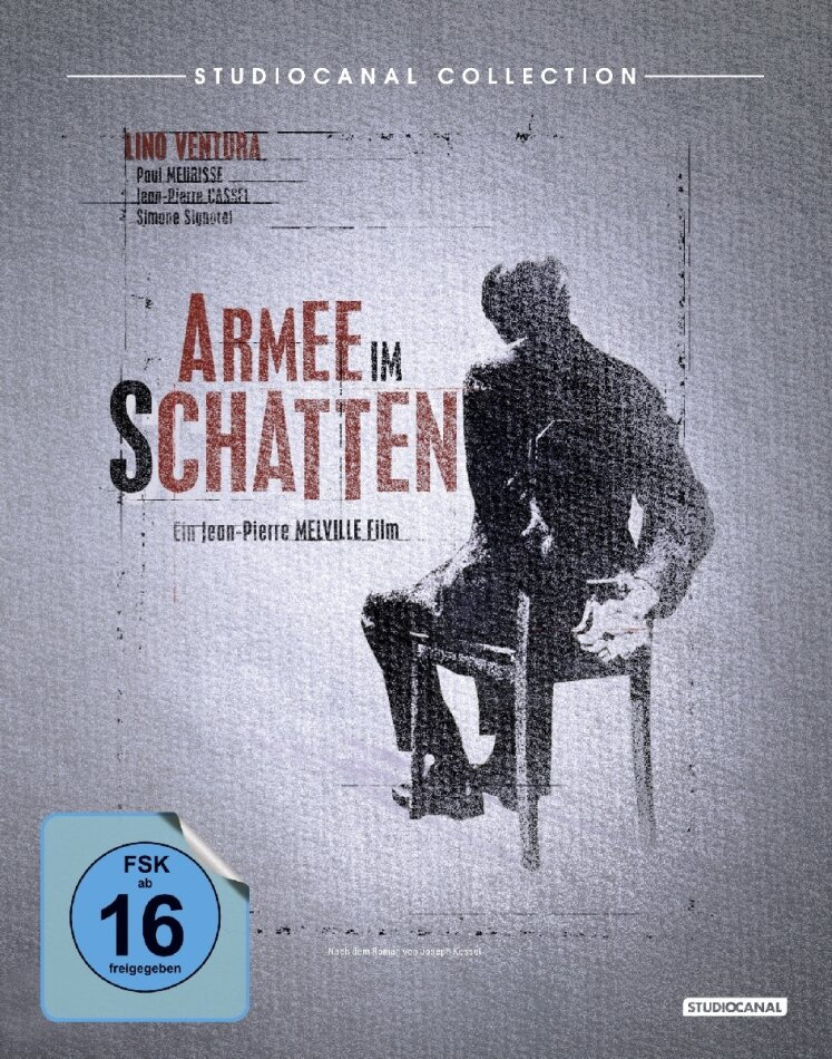 Armee im Schatten (1969) (Studiocanal Collection)