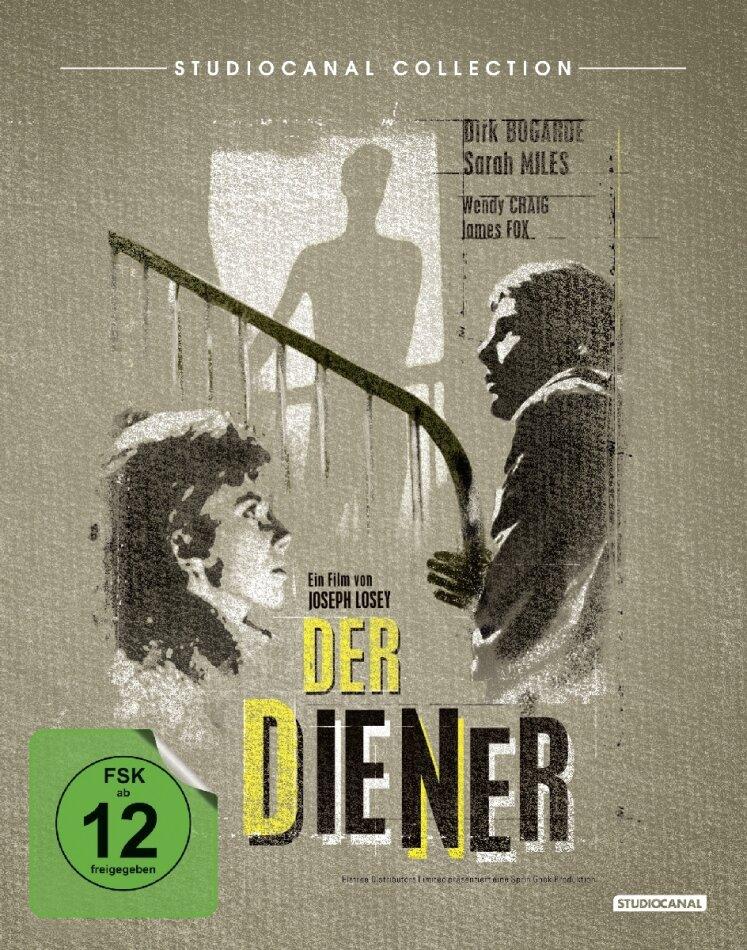 Der Diener (1963) (Studiocanal Collection, n/b)