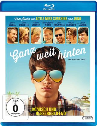 Ganz weit hinten (2013)