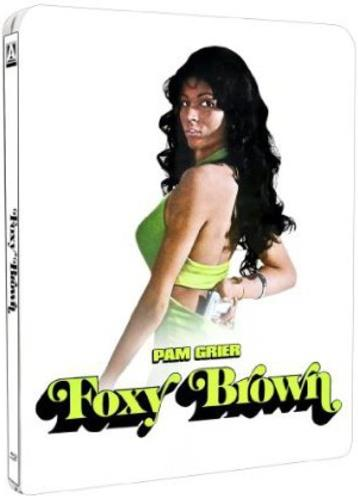 Foxy Brown [Steelbook] (1974) (Steelbook)