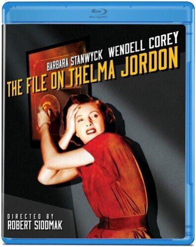The File on Thelma Jordan (1950) (s/w)