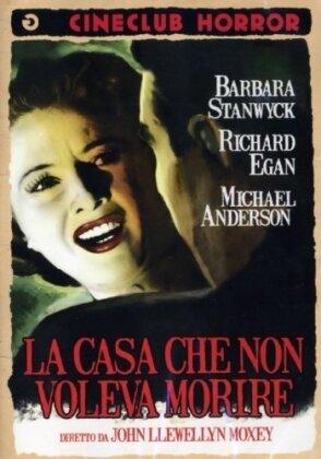 La casa che non voleva morire - The house that would not die (Cineclub Horror) (1970)