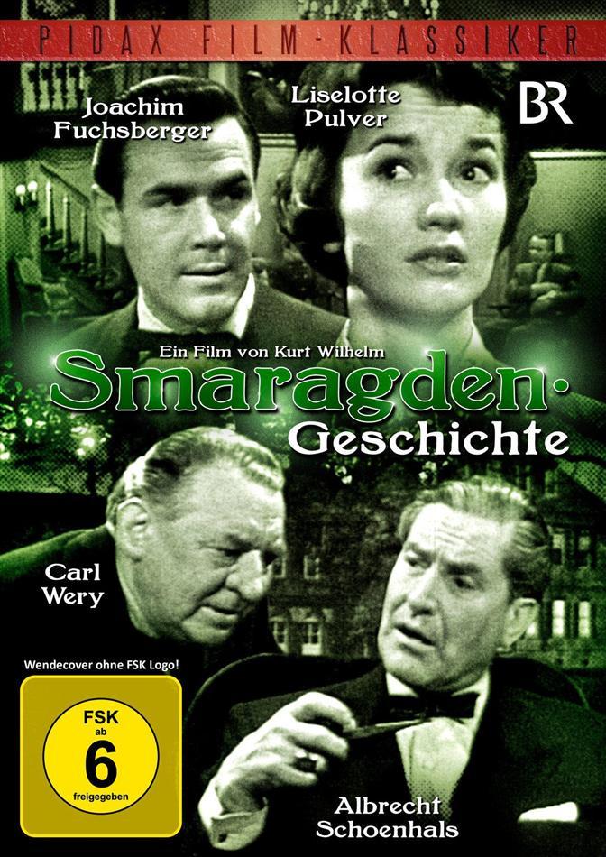 Smaragden-Geschichte (s/w)