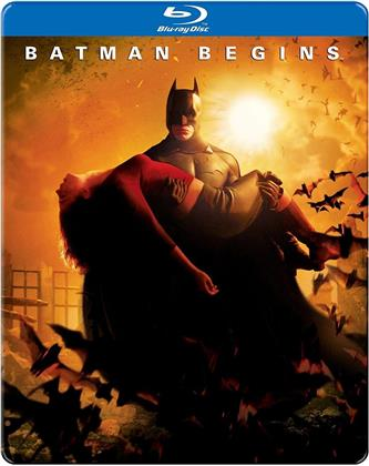 Batman Begins (2005) (Steelbook)