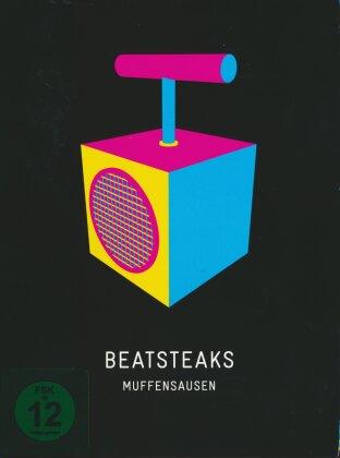 Beatsteaks - Muffensausen (2 DVDs + CD)
