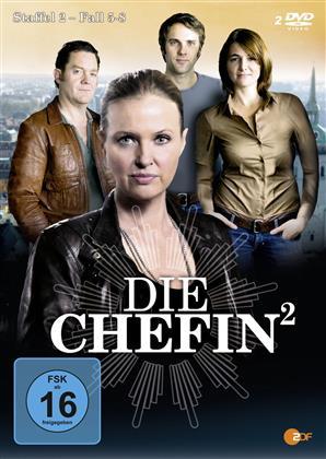 Die Chefin - Staffel 2 (2 DVDs)