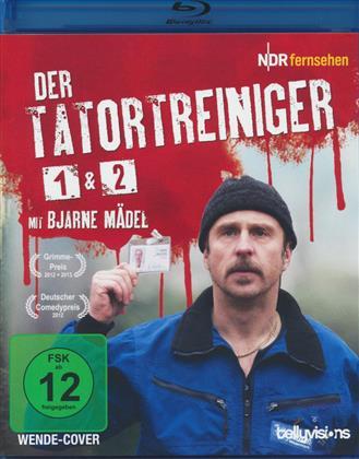 Der Tatortreiniger - Staffel 1 & 2 (2 Blu-rays)