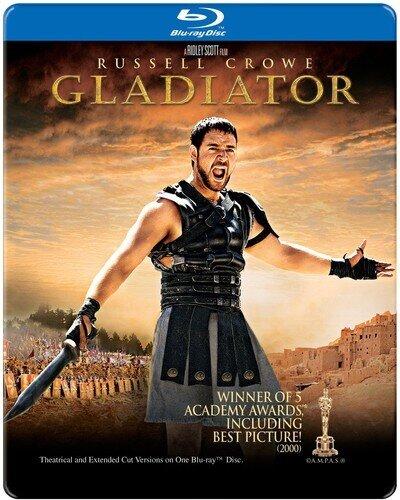 Gladiator (2000) (Steelbook)