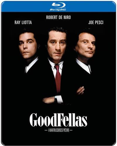 GoodFellas (1990) (Steelbook)
