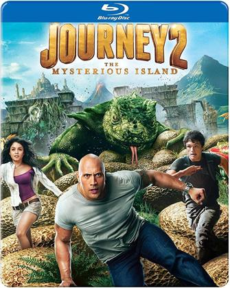 Journey 2: The Mysterious Island (2011) (Steelbook)