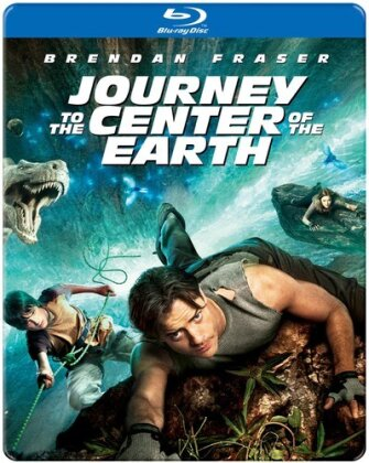 Journey to the Center of the Earth (2008) (Steelbook)