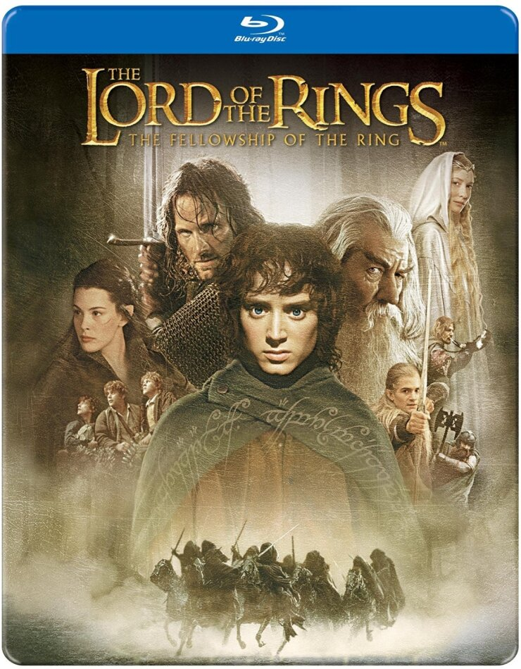 The Lord of the Rings - The Fellowship of the Ring (2001) (Steelbook)