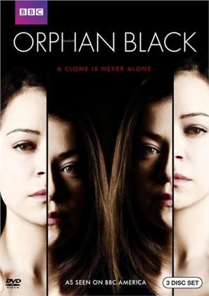 Orphan Black - Season 1 (BBC, 3 DVDs)