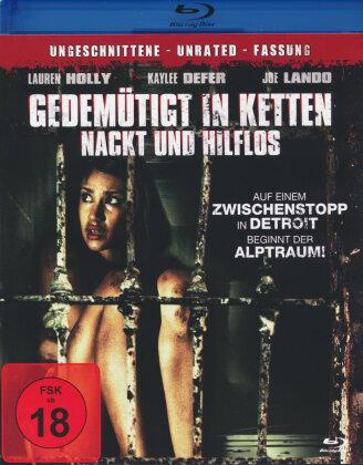 Gedemütigt in Ketten - Nackt und hilflos (2013) (Unrated)