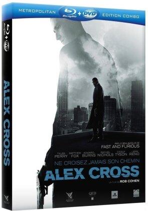 Alex Cross (2012) (Blu-ray + DVD)