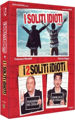 I soliti idioti (2011) / I 2 soliti idioti (2012) (2 Blu-rays)
