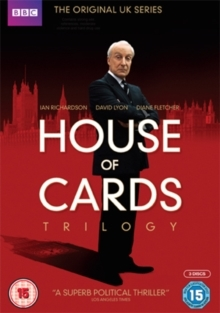 House of Cards - (TV mini-series / 3 DVDs)