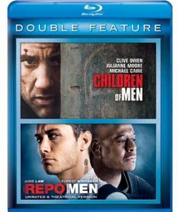 Children of Men / Repo Men (Double Feature, 2 Blu-rays)