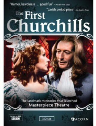 The First Churchills (1969) (3 DVDs)