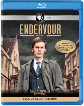 Endeavour - Series 1 (Masterpiece Mystery 3 Discs)