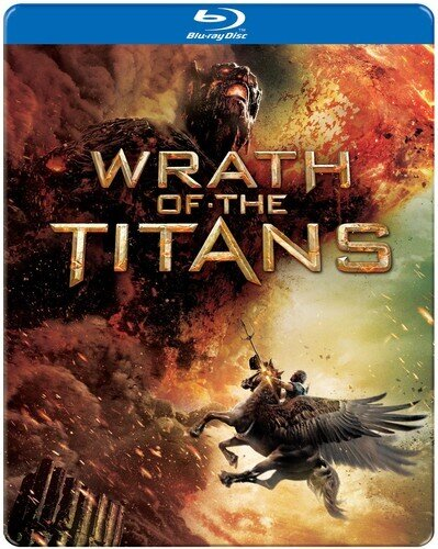 Wrath of the Titans (2012) (Steelbook)