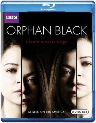 Orphan Black - Season 1 (BBC, 2 Blu-rays)