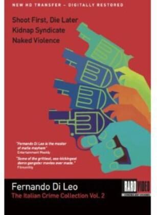 Fernando Di Leo: The Italian Crime Collection - Vol. 2 (3 DVDs)